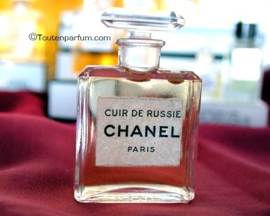 Cuir de Russie de Chanel